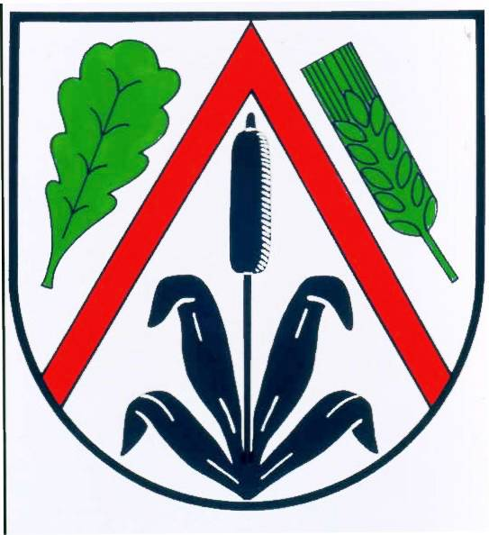 Wappen GemeindeOstrohe, Kreis Dithmarschen
