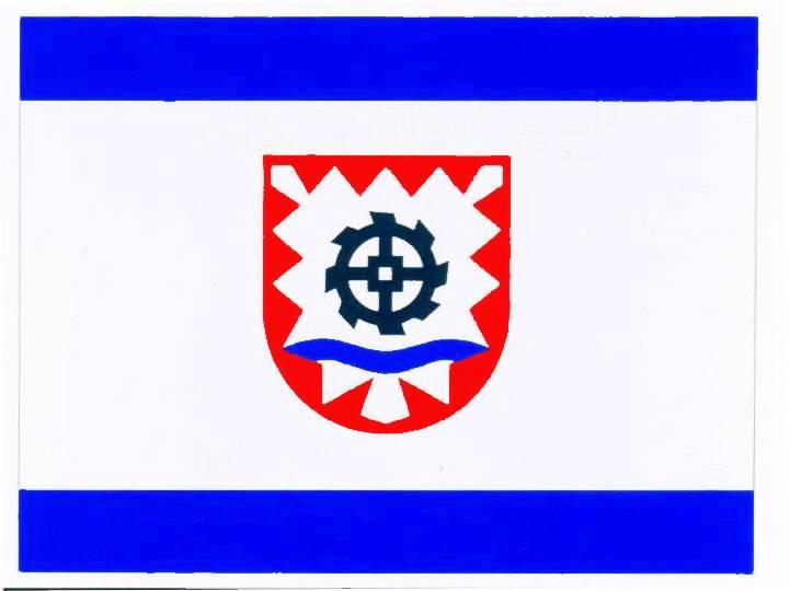 Flagge GemeindeOststeinbek, Kreis Stormarn