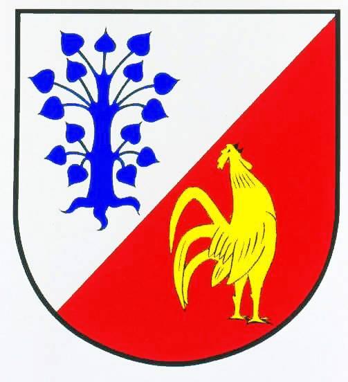 Wappen GemeindeOttenbüttel, Kreis Steinburg