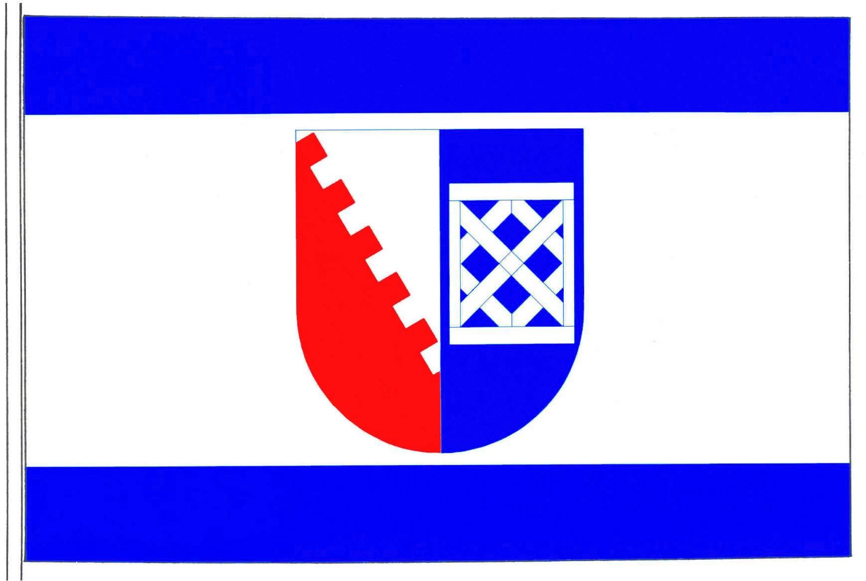 Flagge GemeindeOttendorf, Kreis Rendsburg-Eckernförde