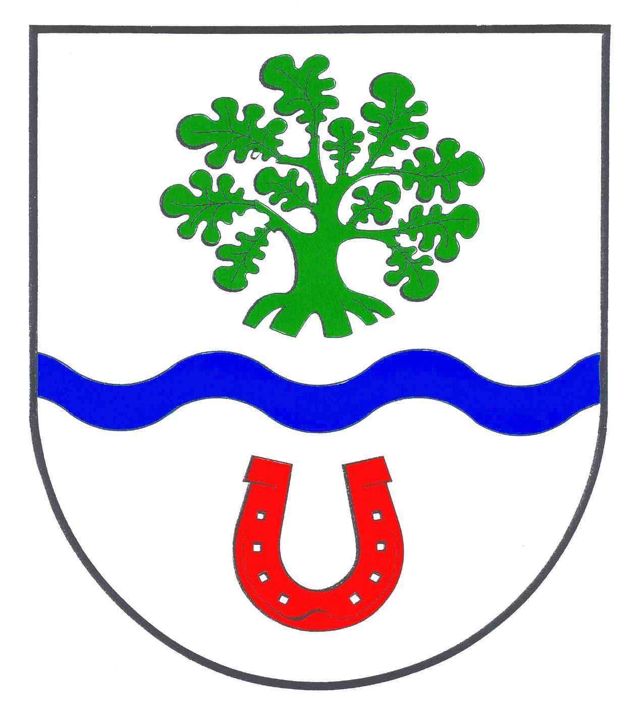 Wappen GemeindePadenstedt, Kreis Rendsburg-Eckernförde
