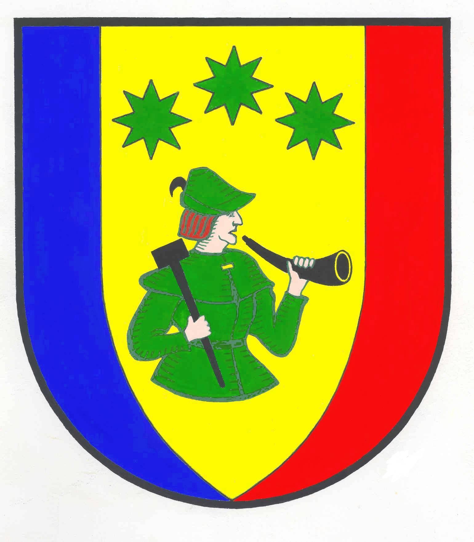 Wappen GemeindePanten, Kreis Herzogtum Lauenburg