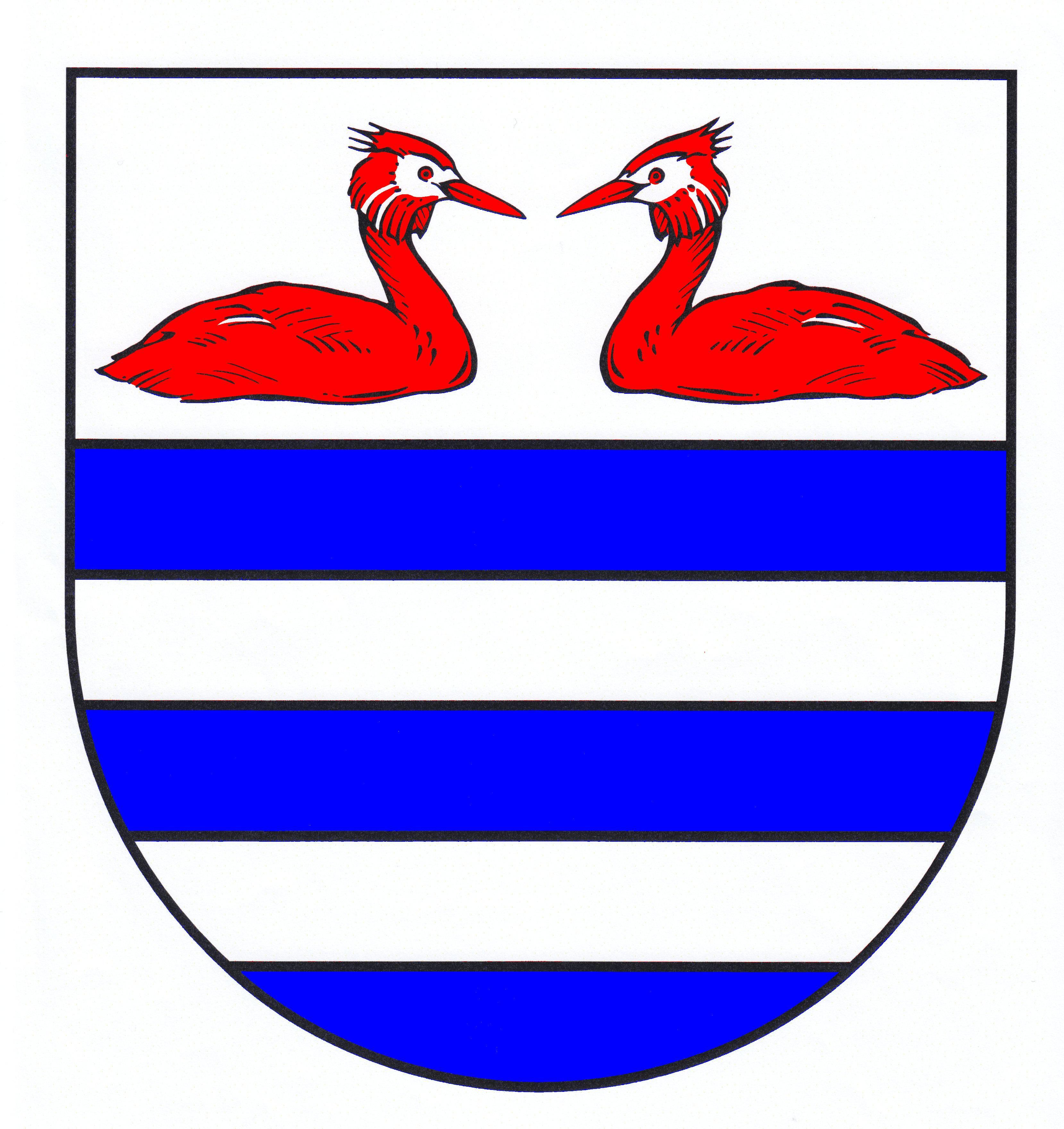 Wappen GemeindePassade, Kreis Plön
