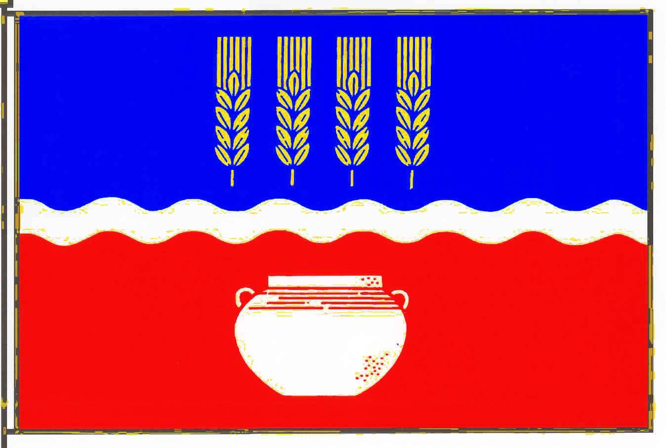 Flagge GemeindePölitz, Kreis Stormarn