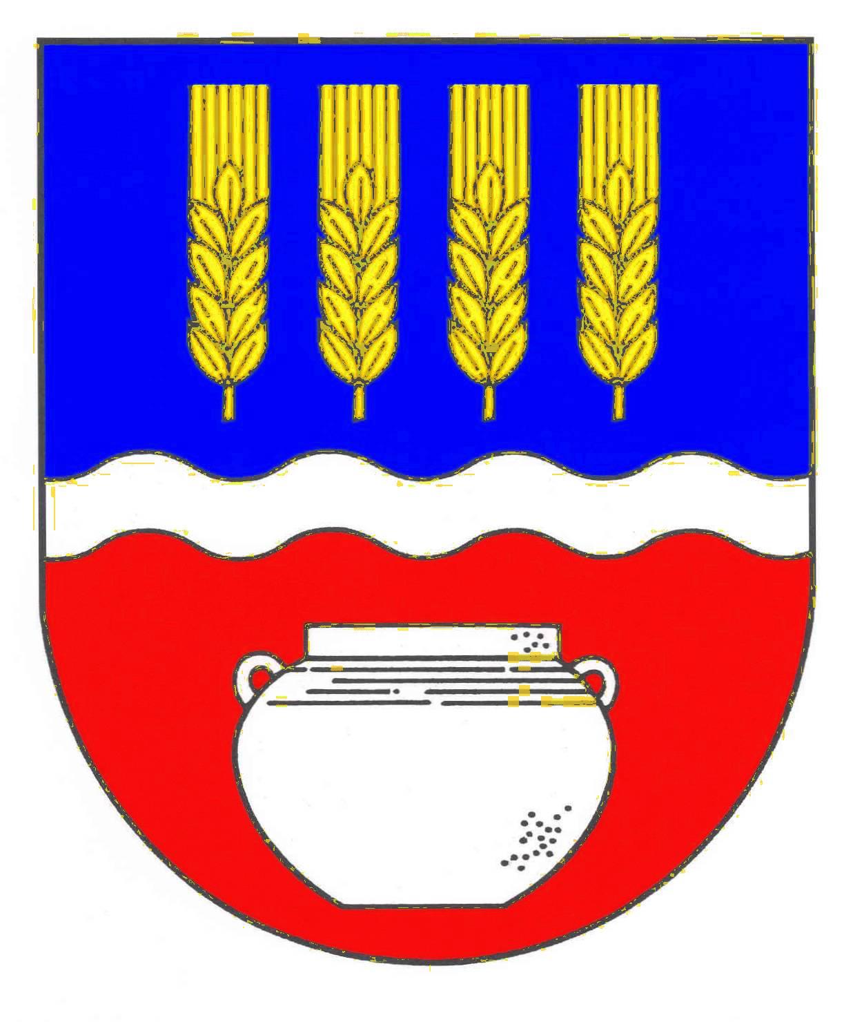 Wappen GemeindePölitz, Kreis Stormarn