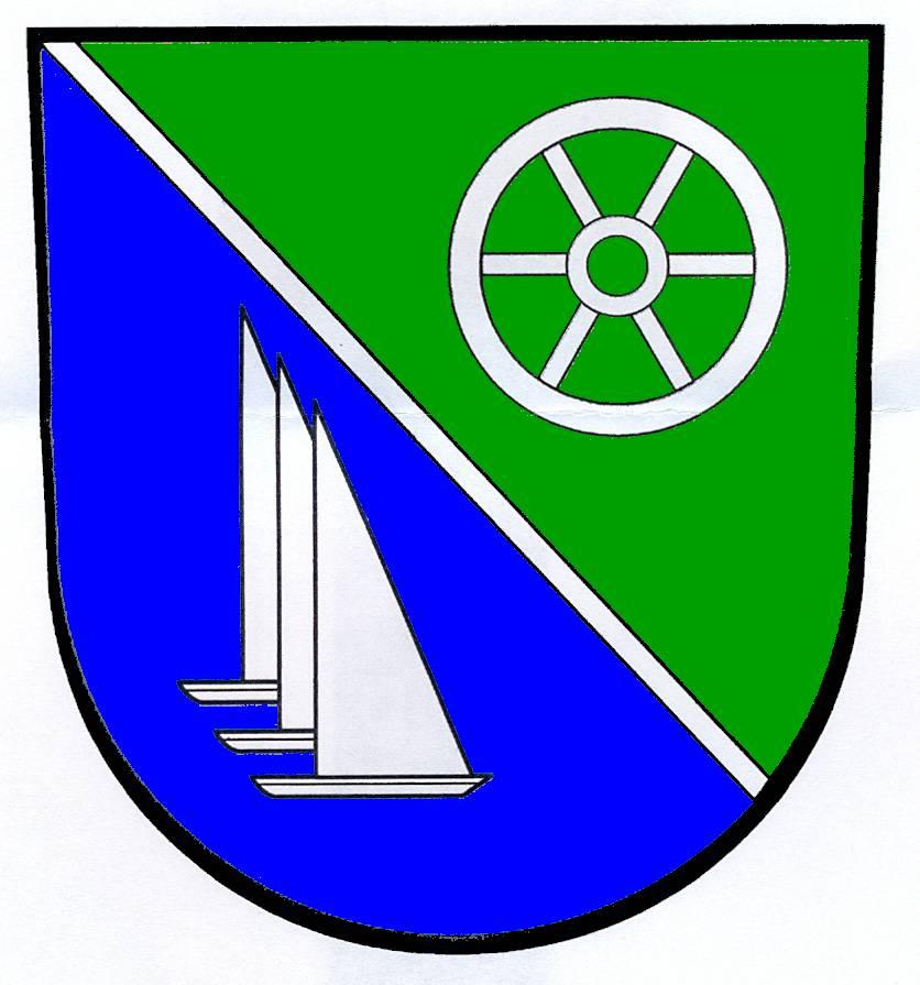 Wappen GemeindePogeez, Kreis Herzogtum Lauenburg