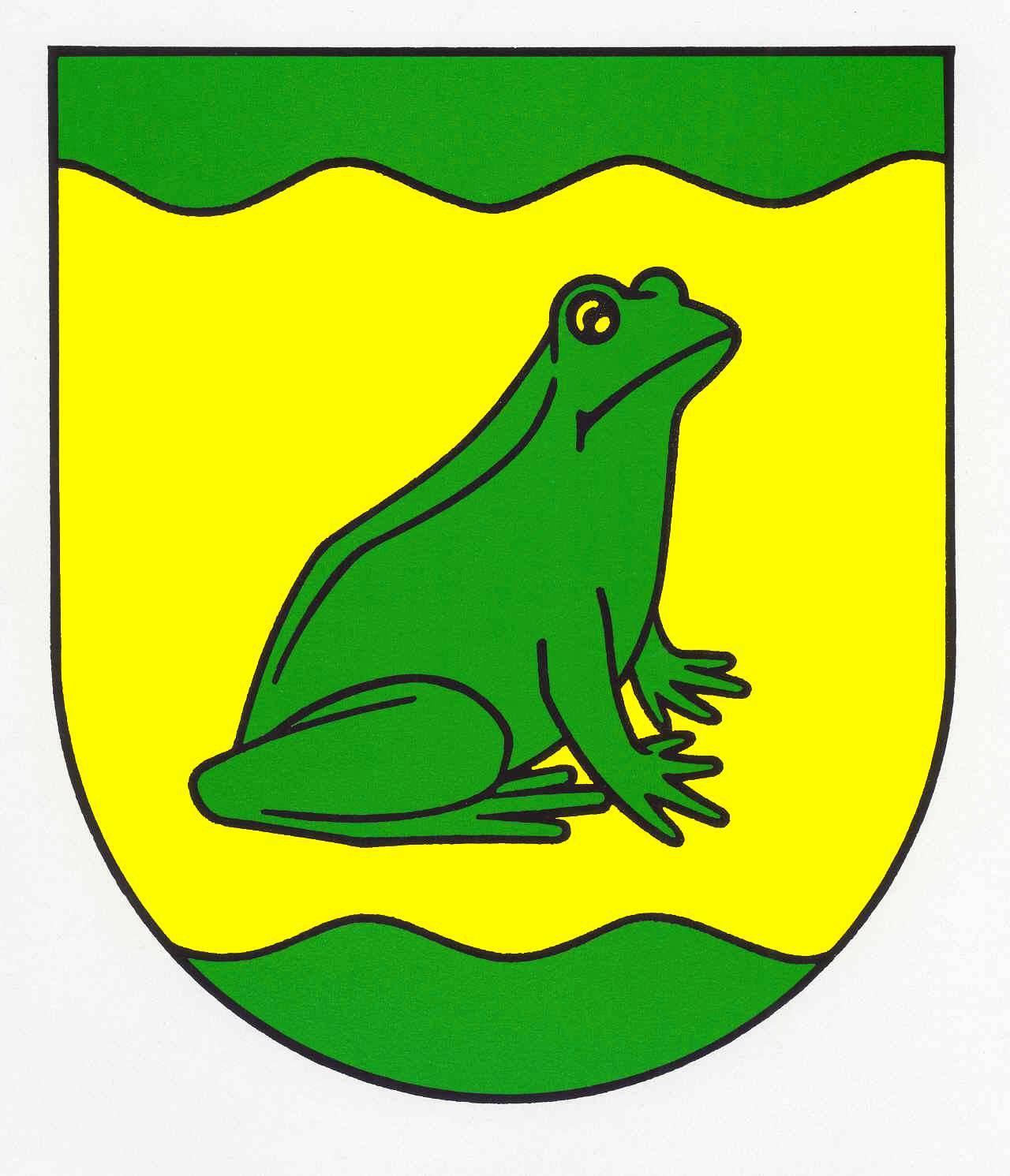 Wappen GemeindePoggensee, Kreis Herzogtum Lauenburg