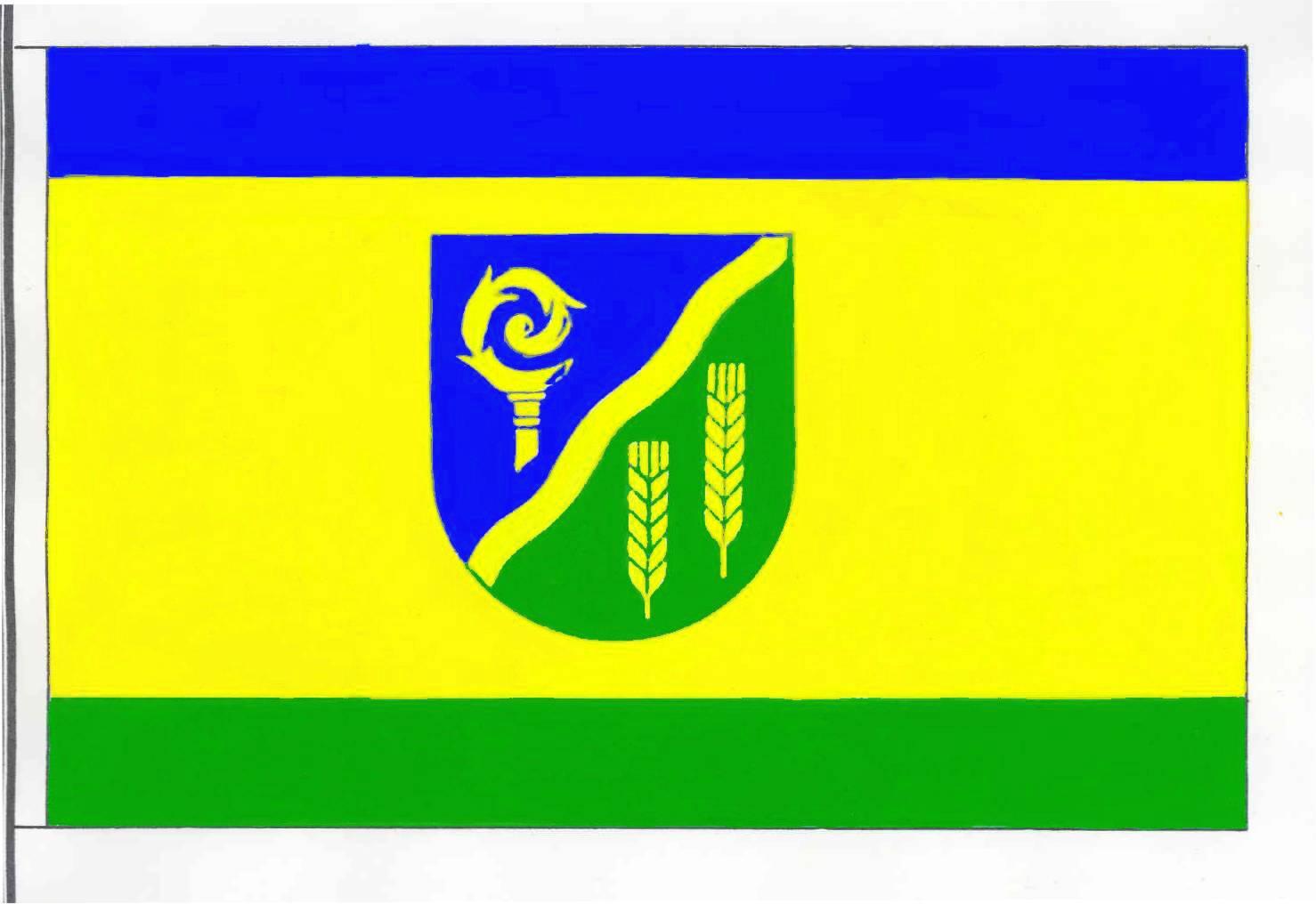 Flagge GemeindePrasdorf, Kreis Plön