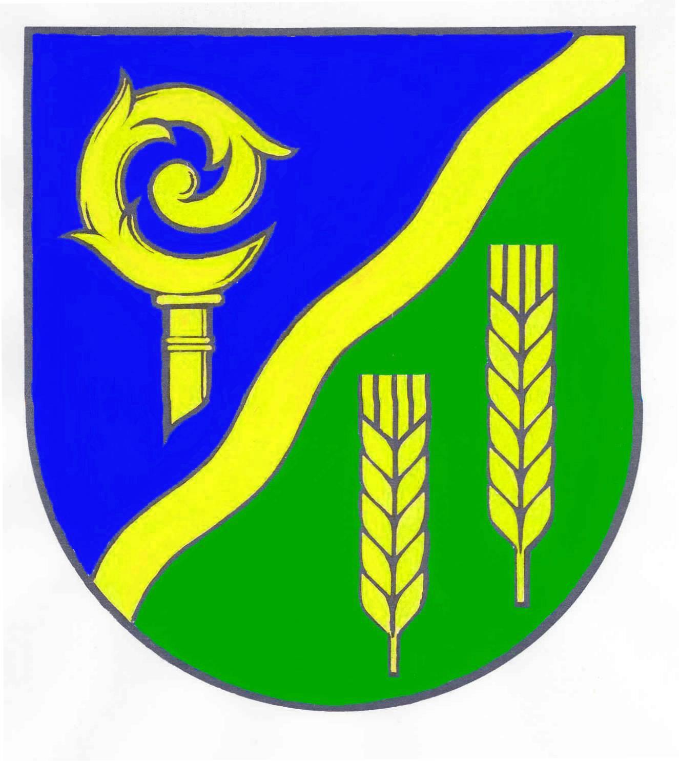 Wappen GemeindePrasdorf, Kreis Plön