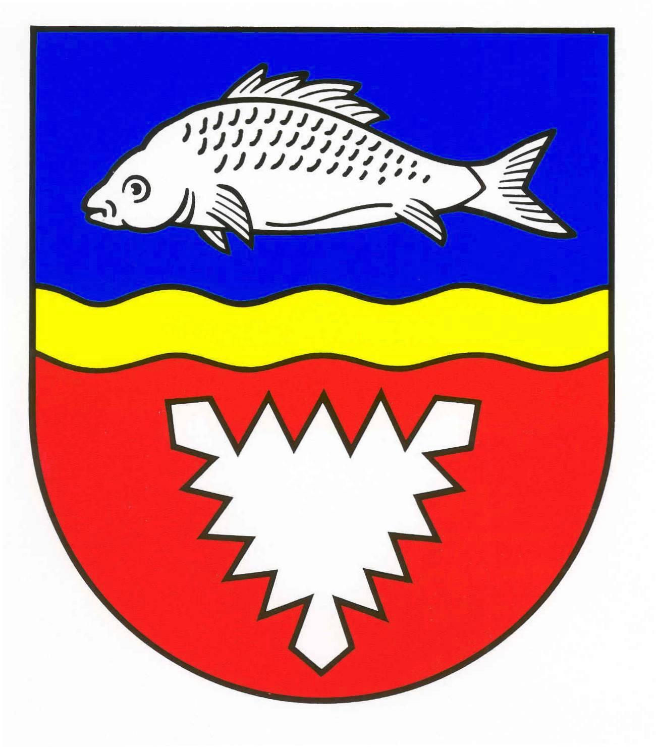 Wappen StadtPreetz, Kreis Plön
