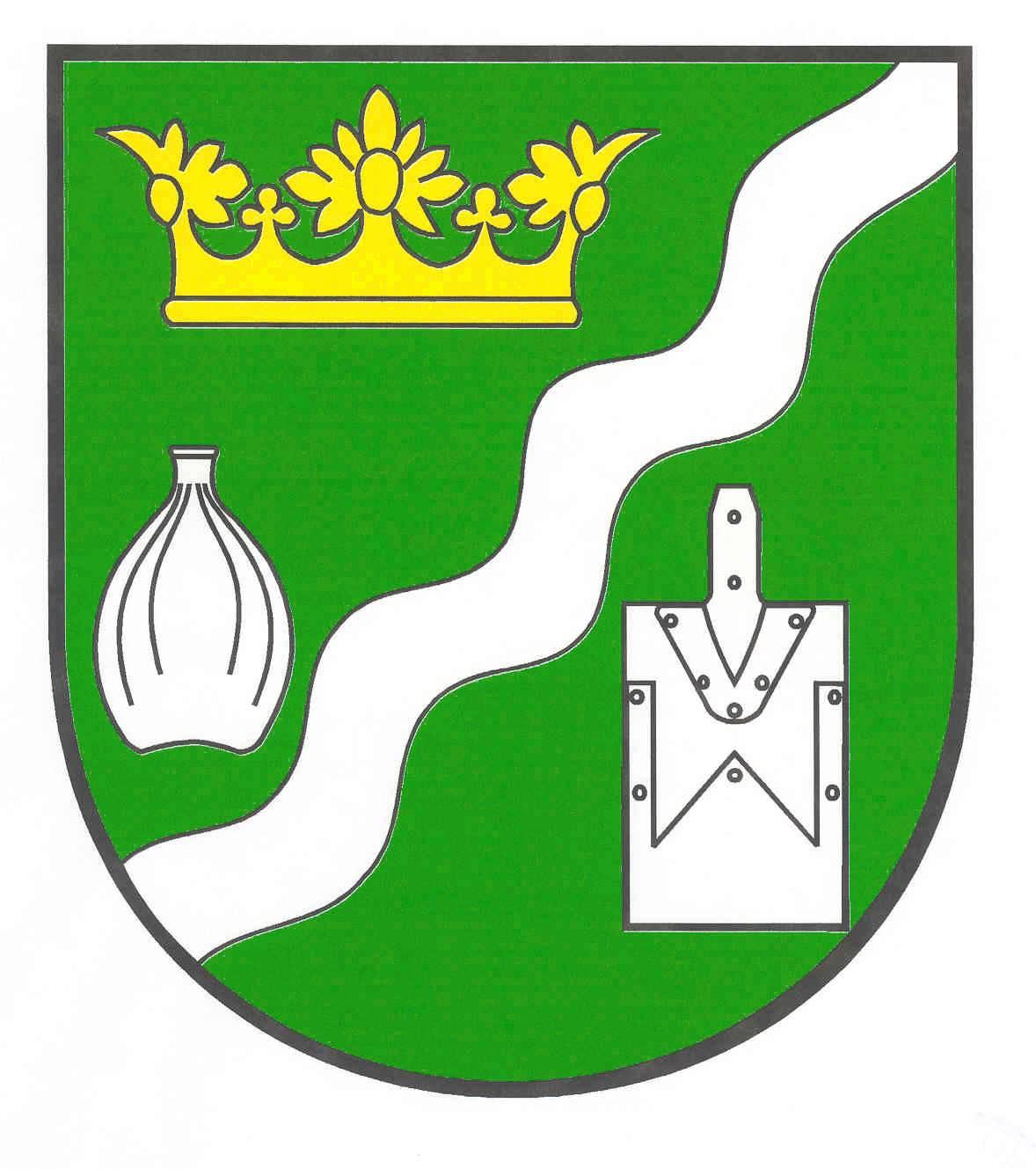 Wappen GemeindePrinzenmoor, Kreis Rendsburg-Eckernförde