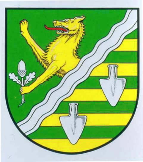 Wappen GemeindeProbsteierhagen, Kreis Plön