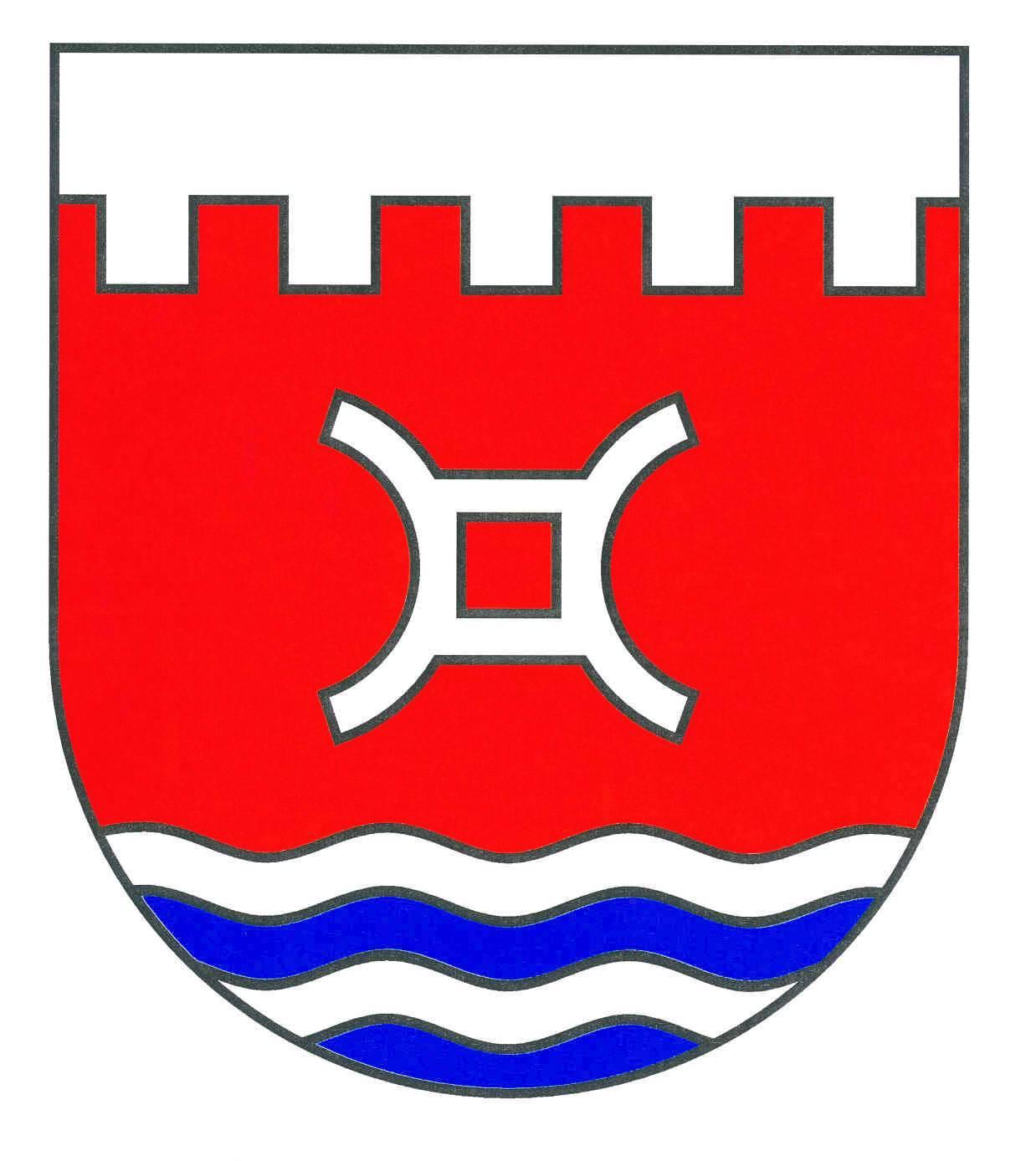 Wappen GemeindeQuarnbek, Kreis Rendsburg-Eckernförde
