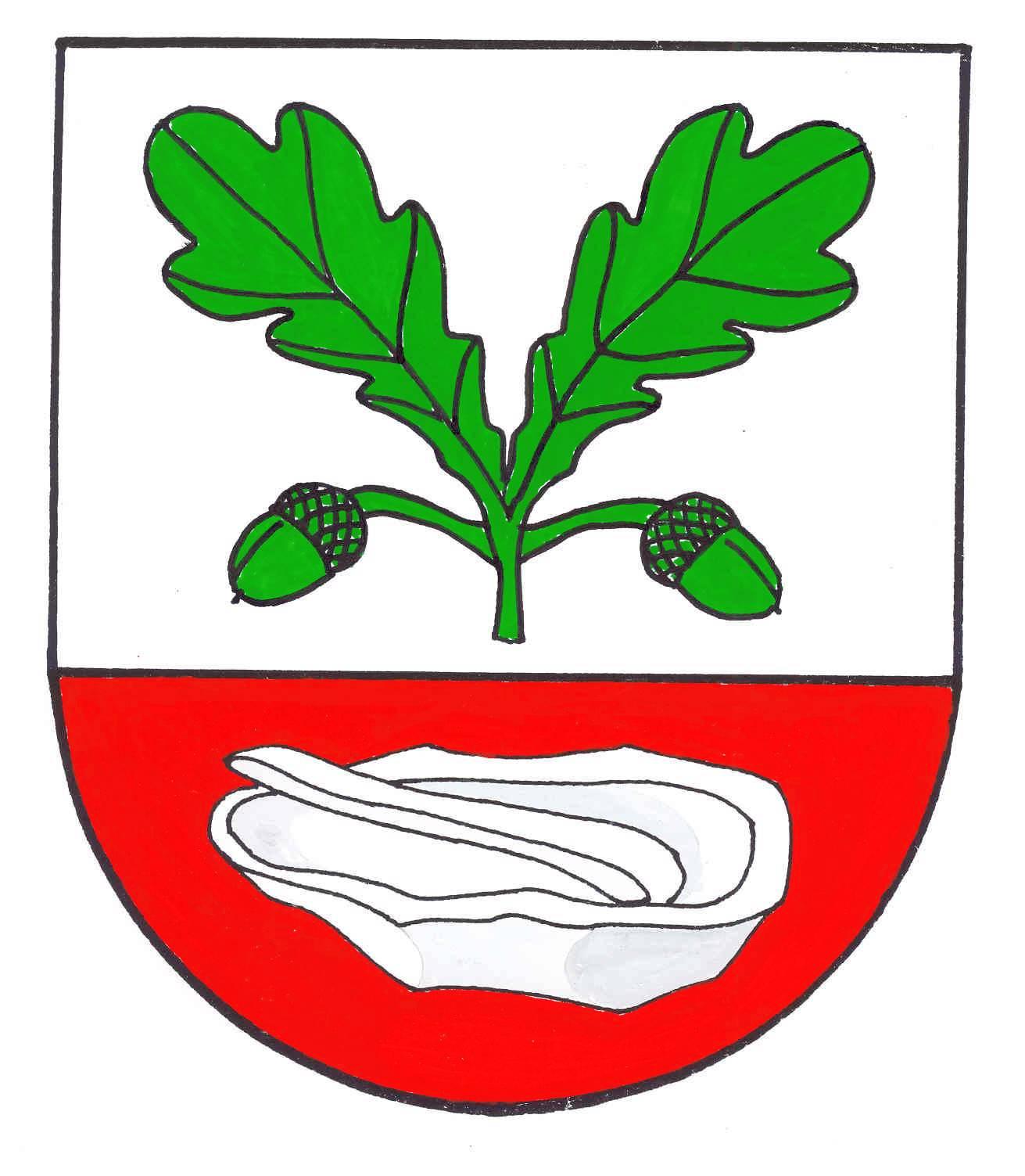 Wappen GemeindeQuarnstedt, Kreis Steinburg