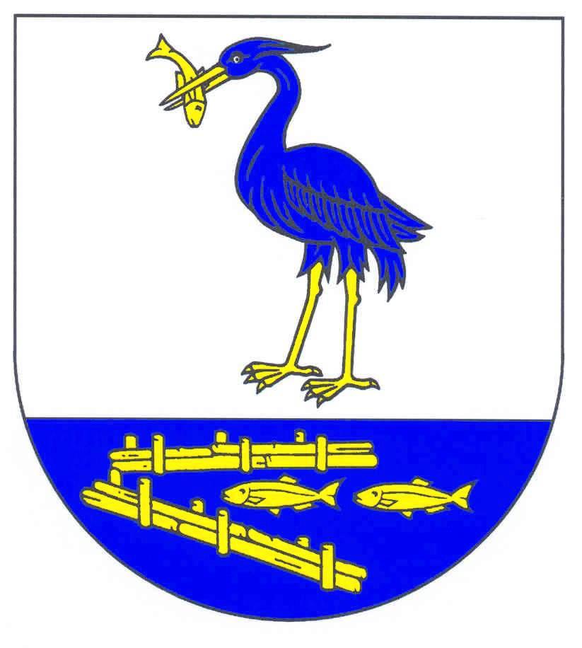 Wappen GemeindeRabel, Kreis Schleswig-Flensburg