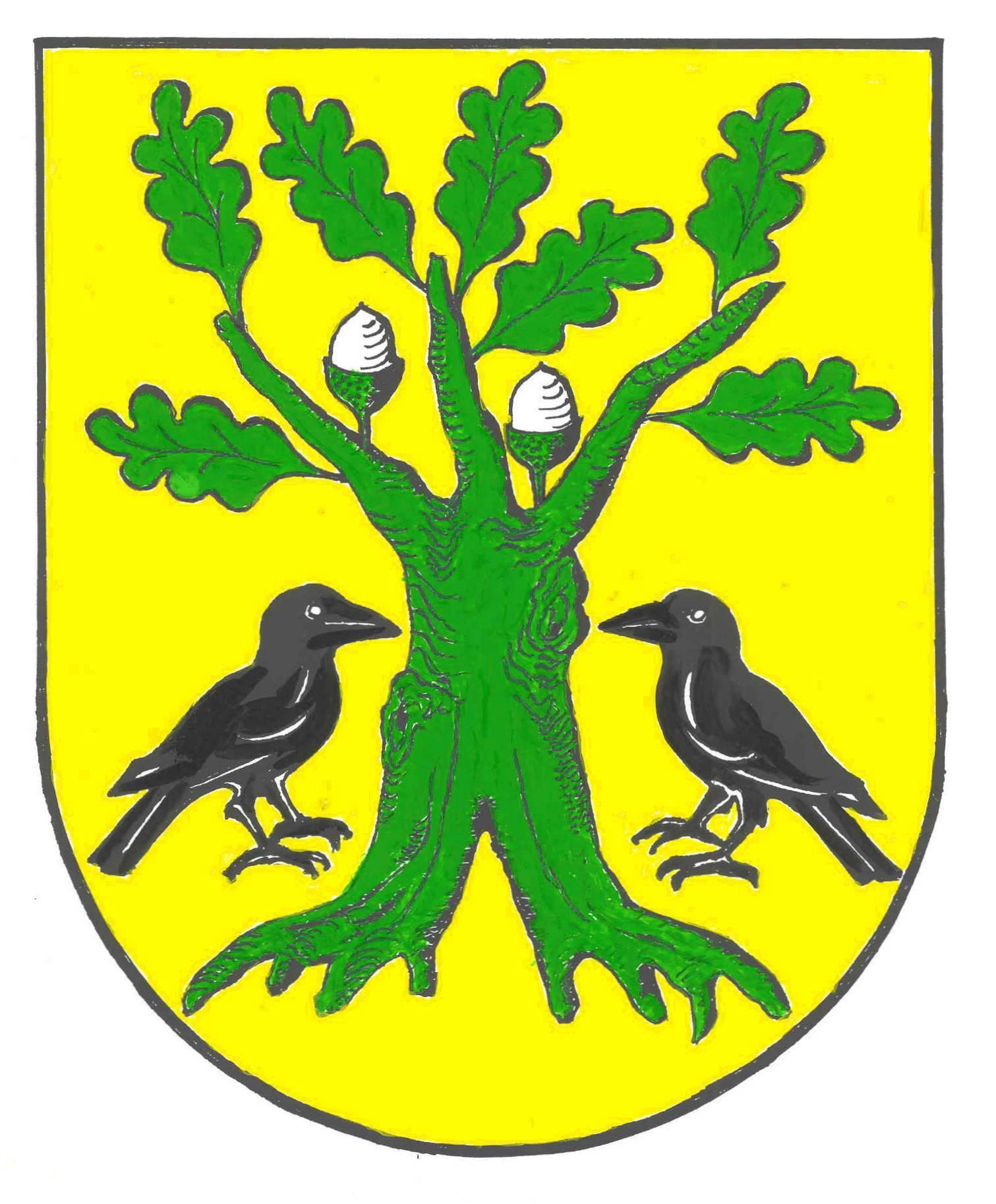Wappen GemeindeRabenkirchen-Faulück, Kreis Schleswig-Flensburg