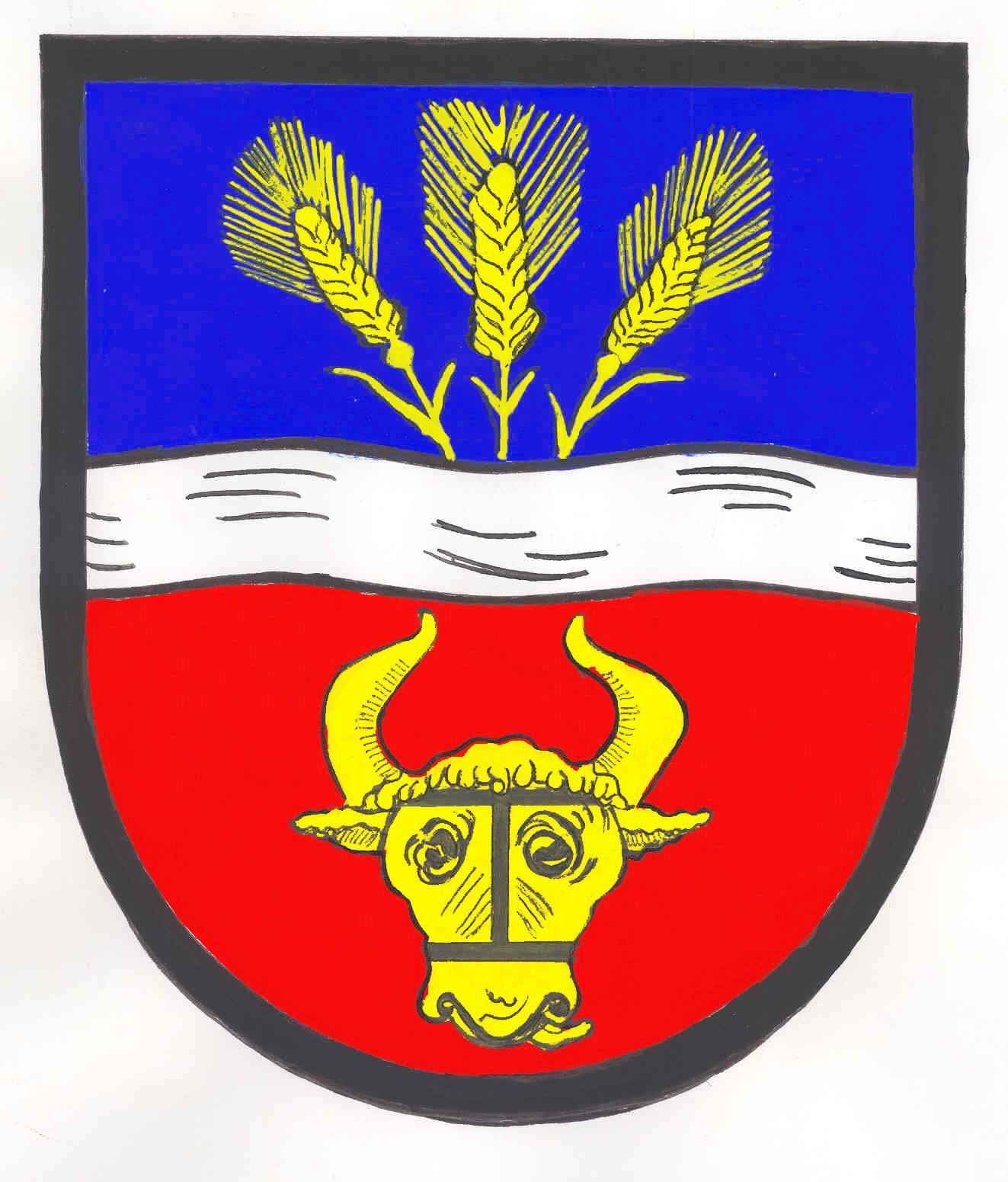 Wappen GemeindeRantrum, Kreis Nordfriesland