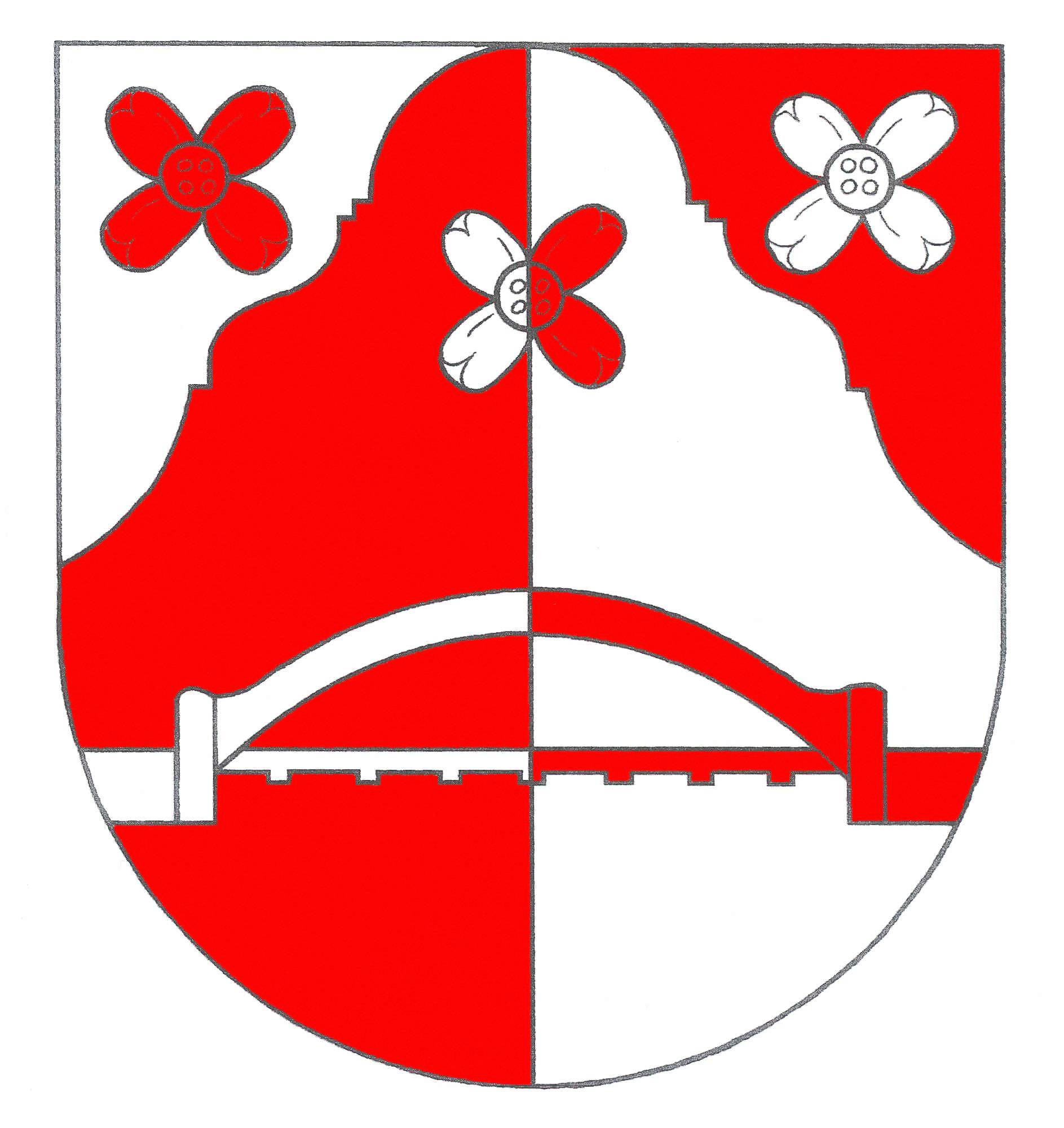 Wappen GemeindeRastorf, Kreis Plön