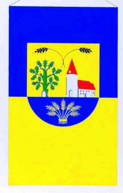 Flagge GemeindeRatekau, Kreis Ostholstein