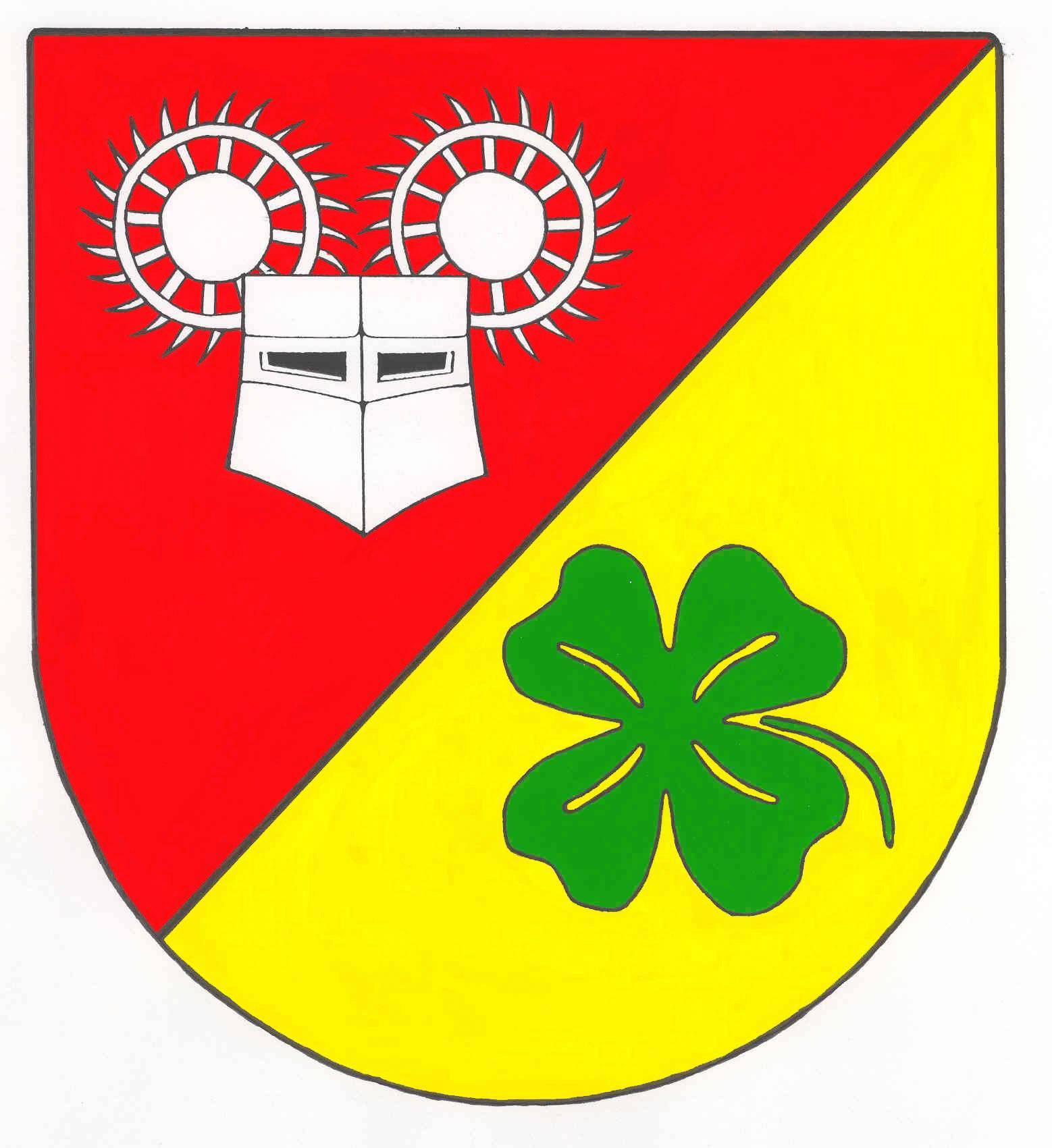 Wappen GemeindeRathjensdorf, Kreis Plön