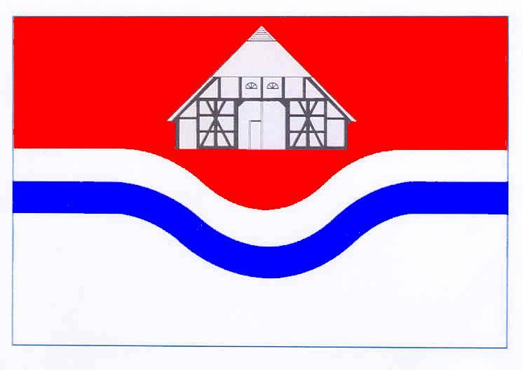 Flagge GemeindeRausdorf, Kreis Stormarn