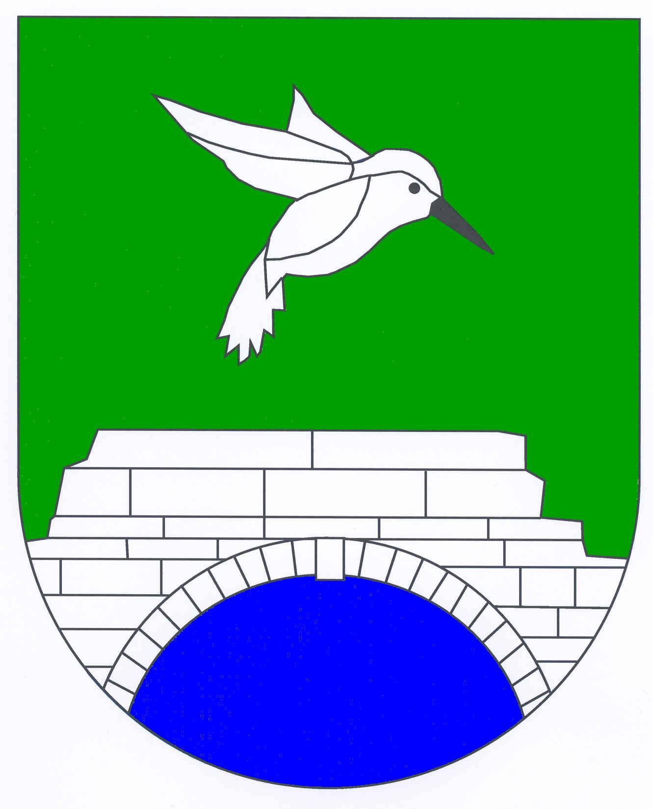 Wappen GemeindeReesdorf II, Kreis Rendsburg-Eckernförde
