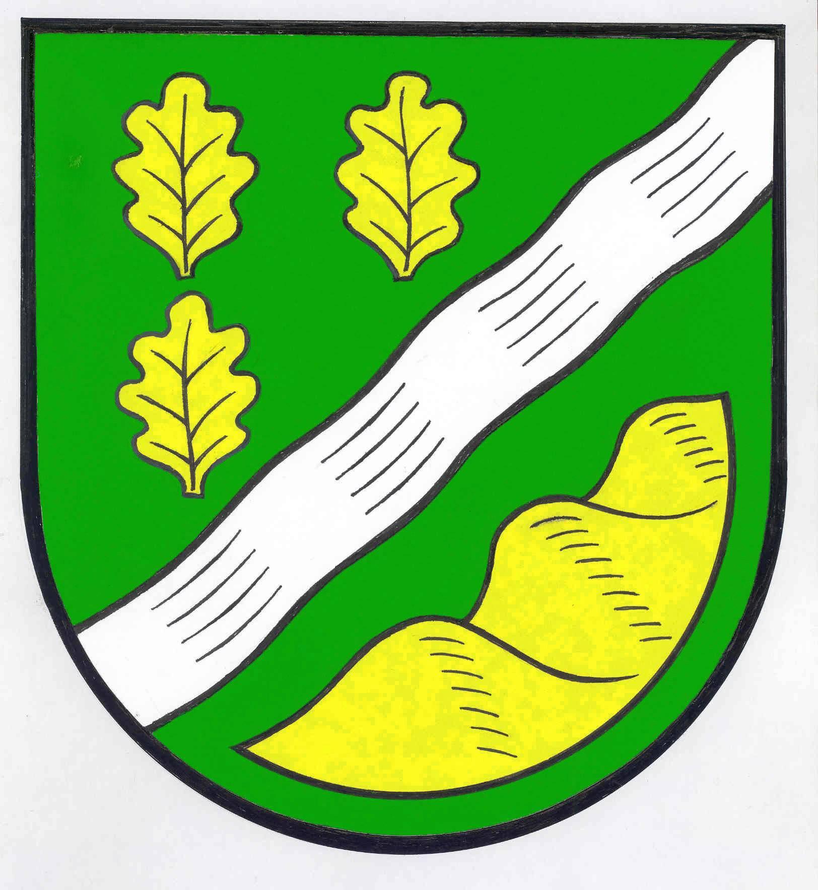 Wappen GemeindeRehm-Flehde-Bargen, Kreis Dithmarschen