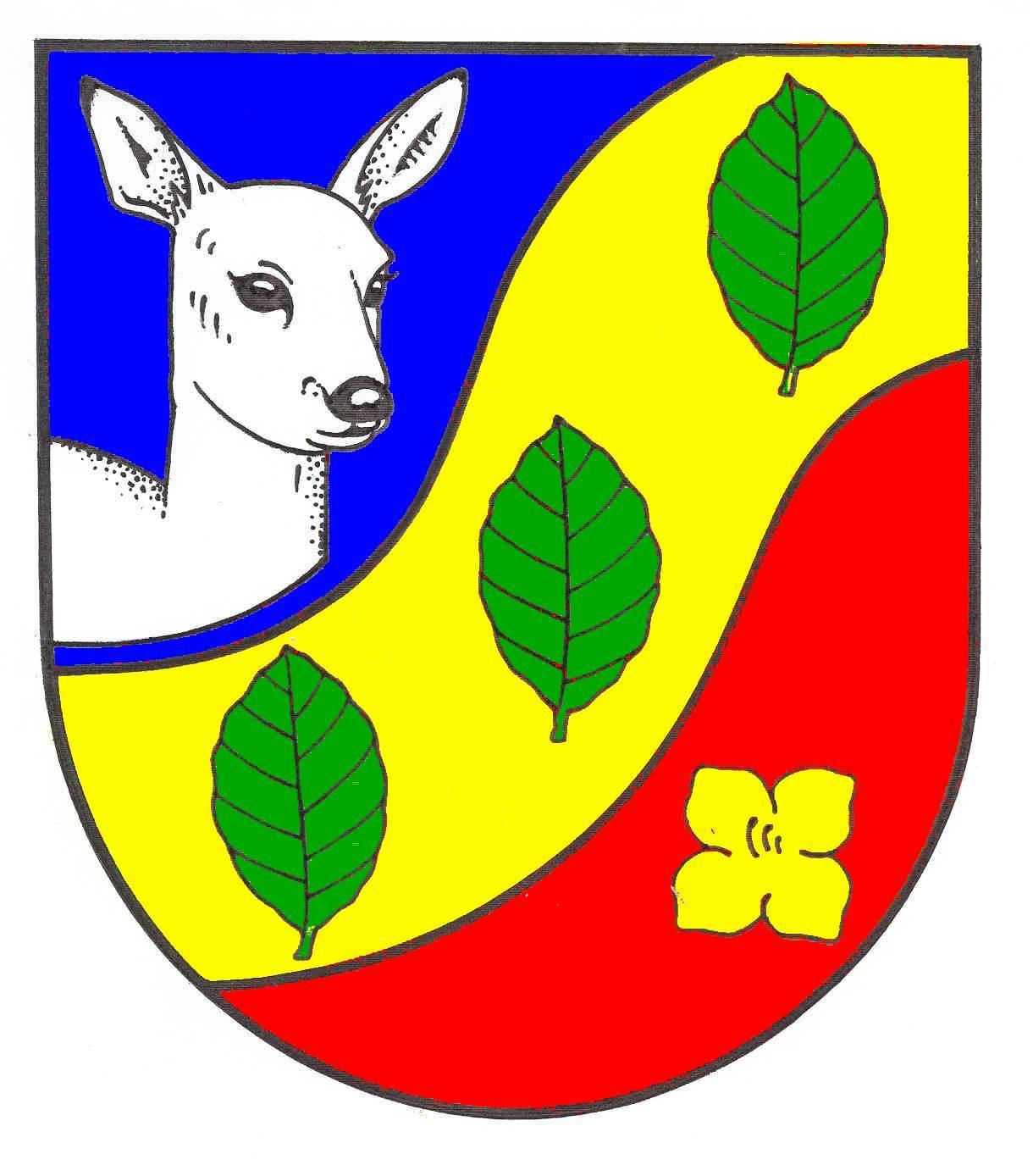 Wappen GemeindeRehhorst, Kreis Stormarn