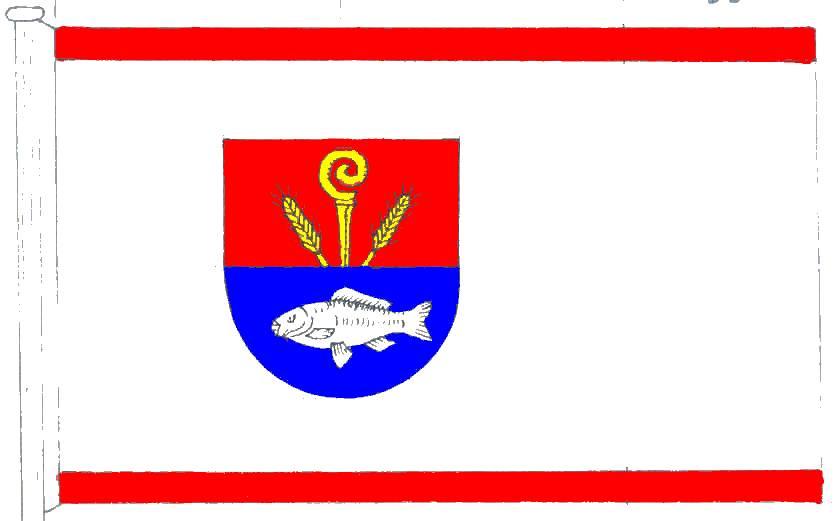 Flagge StadtReinfeld, Kreis Stormarn