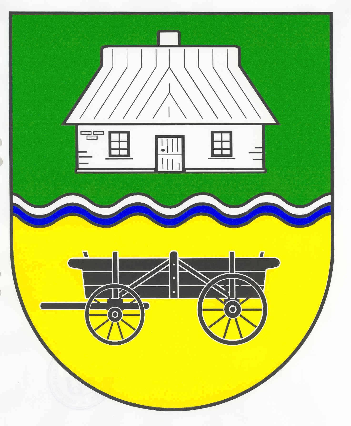 Wappen GemeindeReinsbüttel, Kreis Dithmarschen