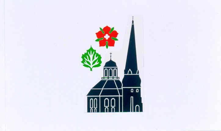 Flagge GemeindeRellingen, Kreis Pinneberg