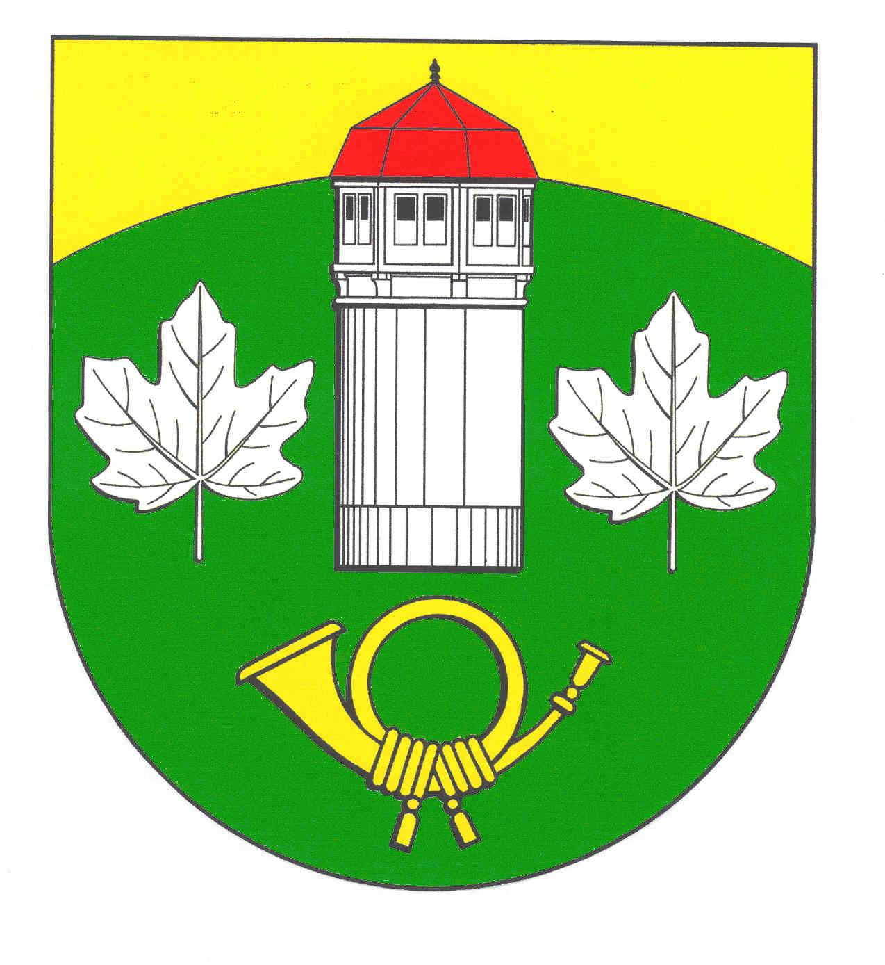 Wappen GemeindeRemmels, Kreis Rendsburg-Eckernförde