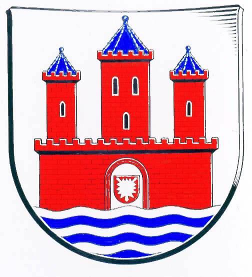 Wappen StadtRendsburg, Kreis Rendsburg-Eckernförde