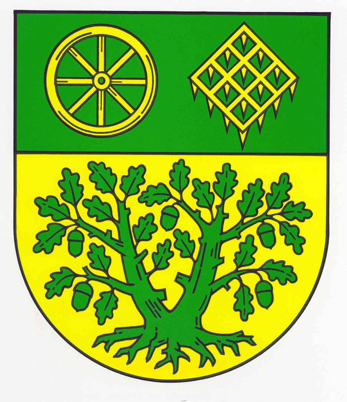Wappen GemeindeRickert, Kreis Rendsburg-Eckernförde