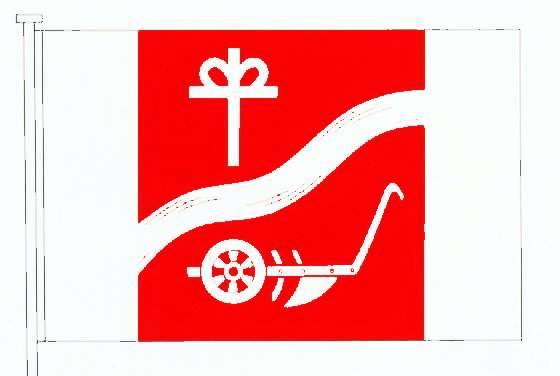 Flagge GemeindeRickling, Kreis Segeberg