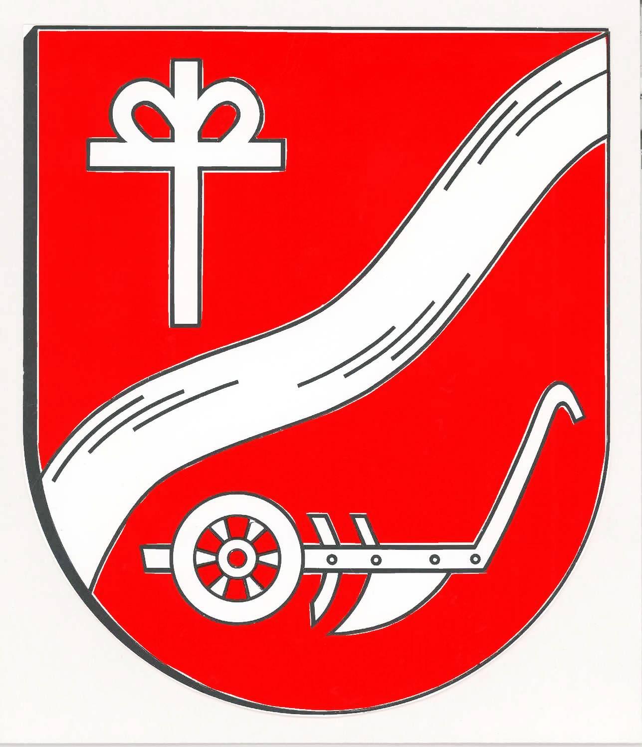 Wappen GemeindeRickling, Kreis Segeberg
