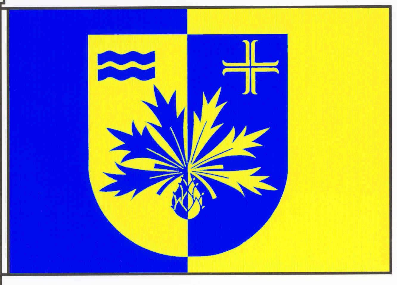 Flagge GemeindeRiepsdorf, Kreis Ostholstein