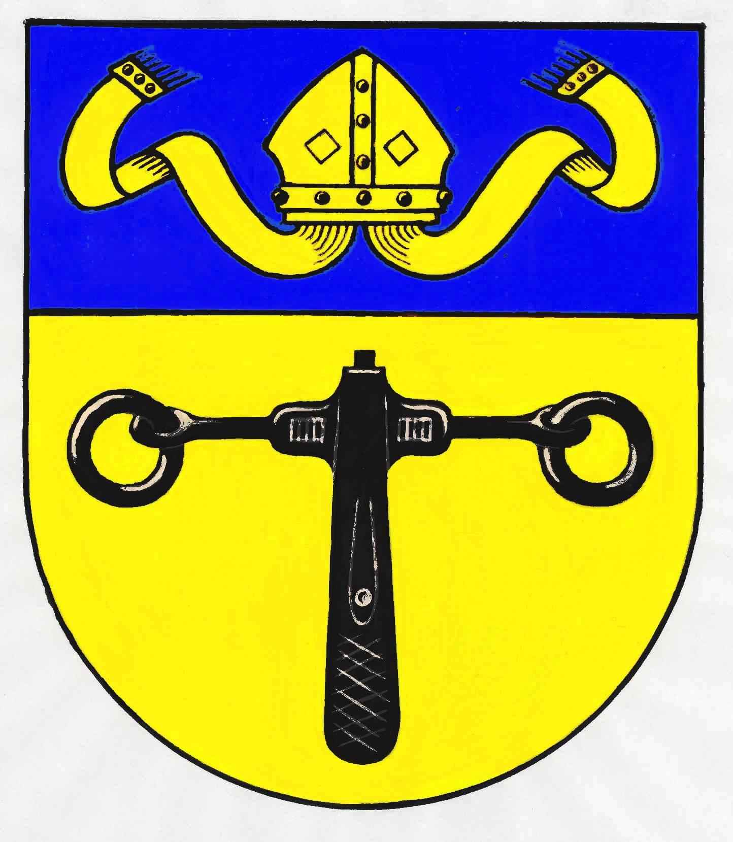 Wappen GemeindeRieseby, Kreis Rendsburg-Eckernförde