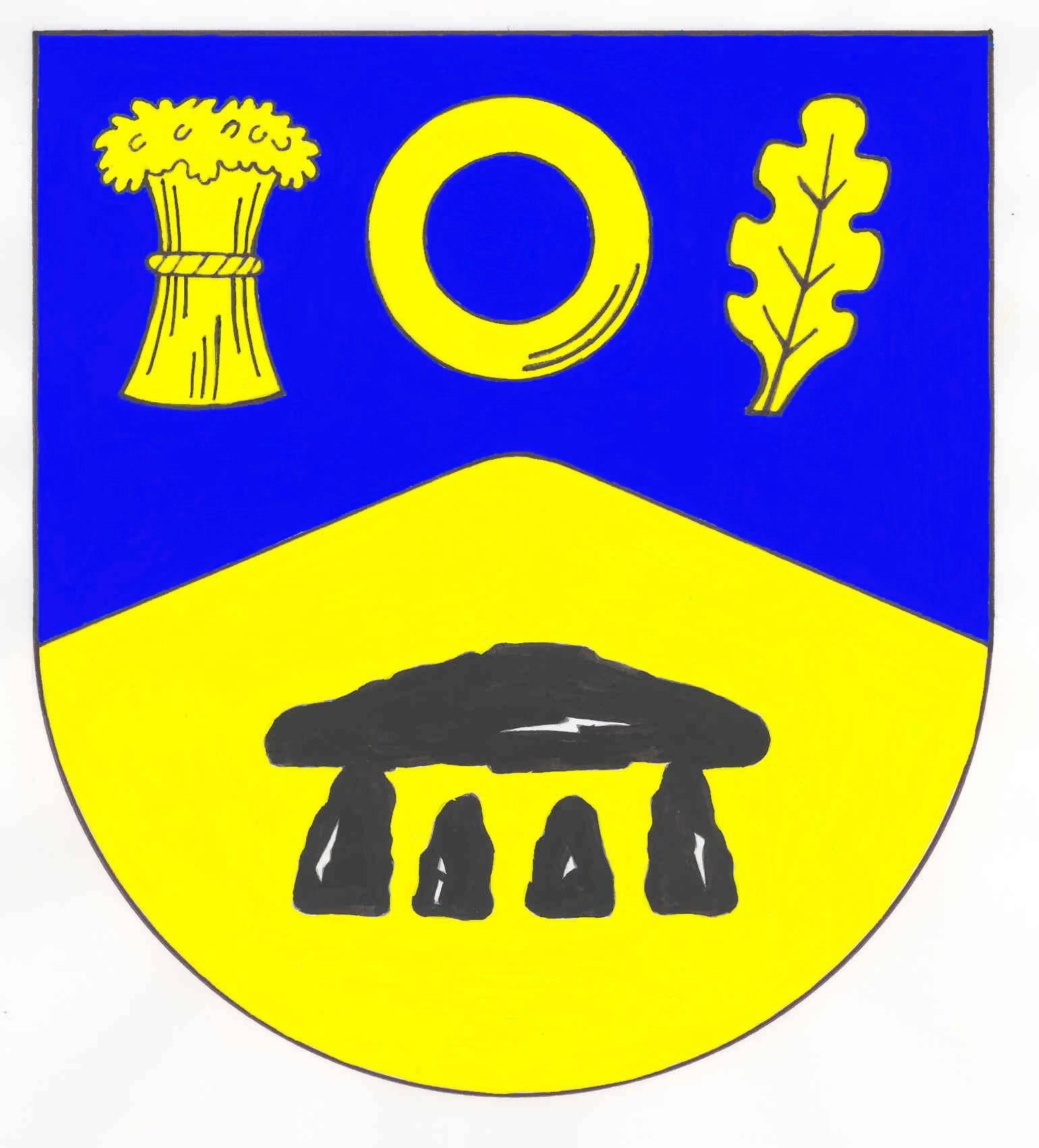 Wappen GemeindeRingsberg, Kreis Schleswig-Flensburg