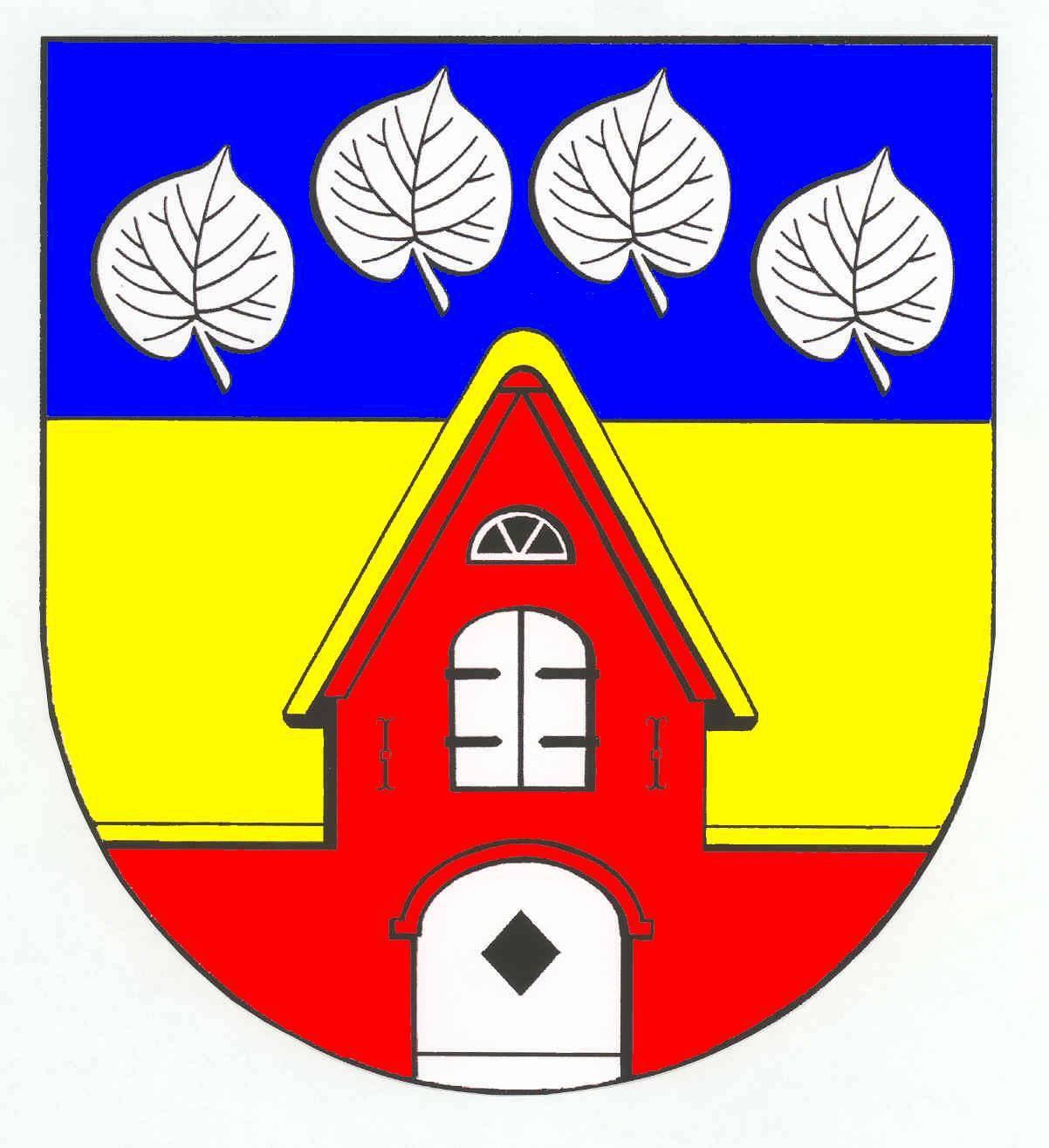 Wappen GemeindeRisum-Lindholm, Kreis Nordfriesland