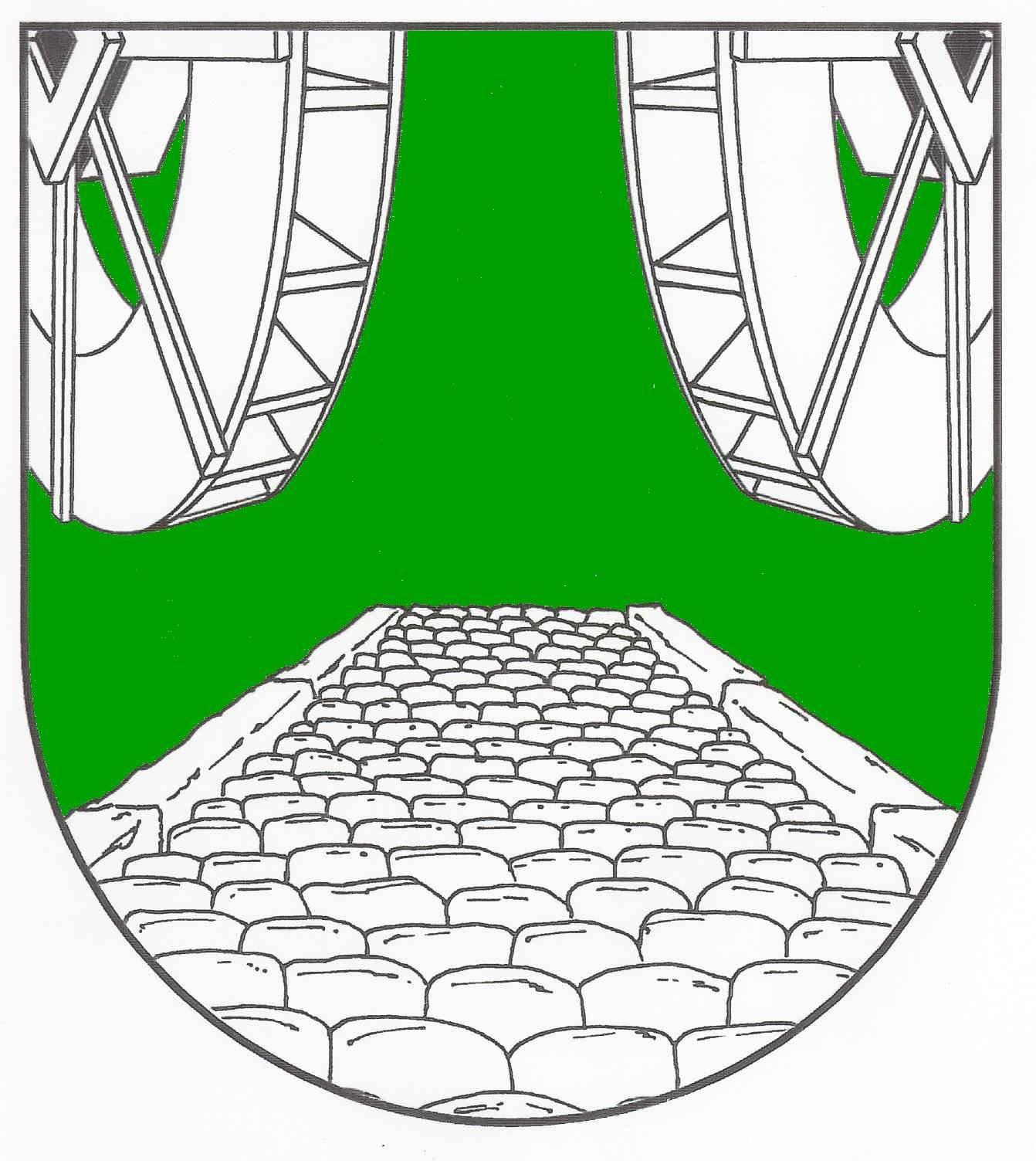 Wappen GemeindeRümpel, Kreis Stormarn