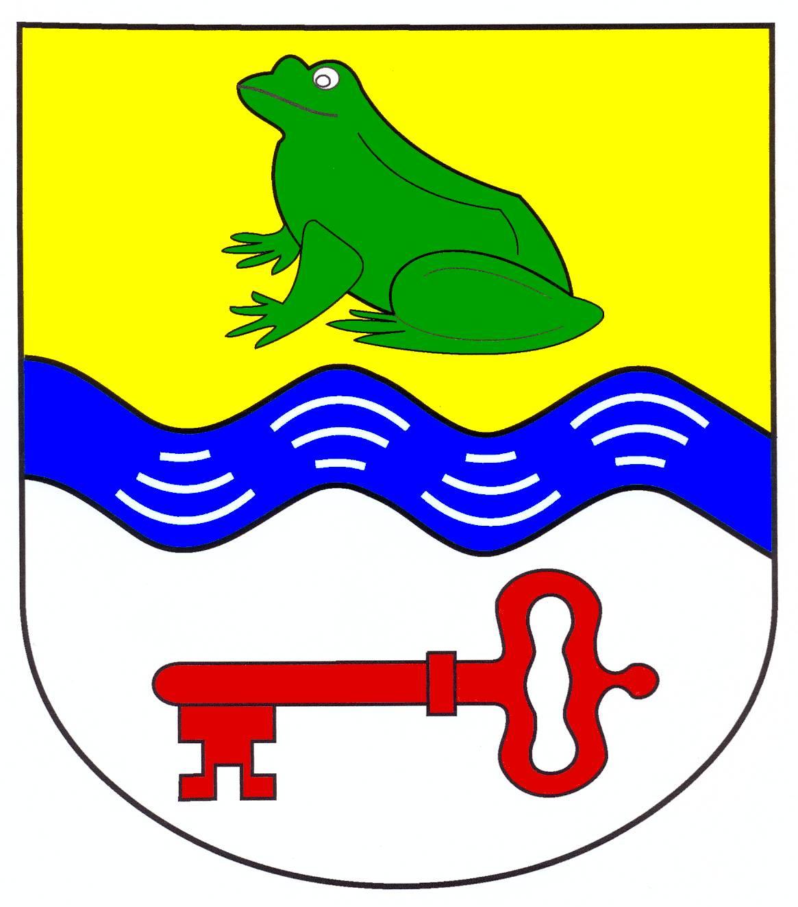 Wappen GemeindeSahms, Kreis Herzogtum Lauenburg