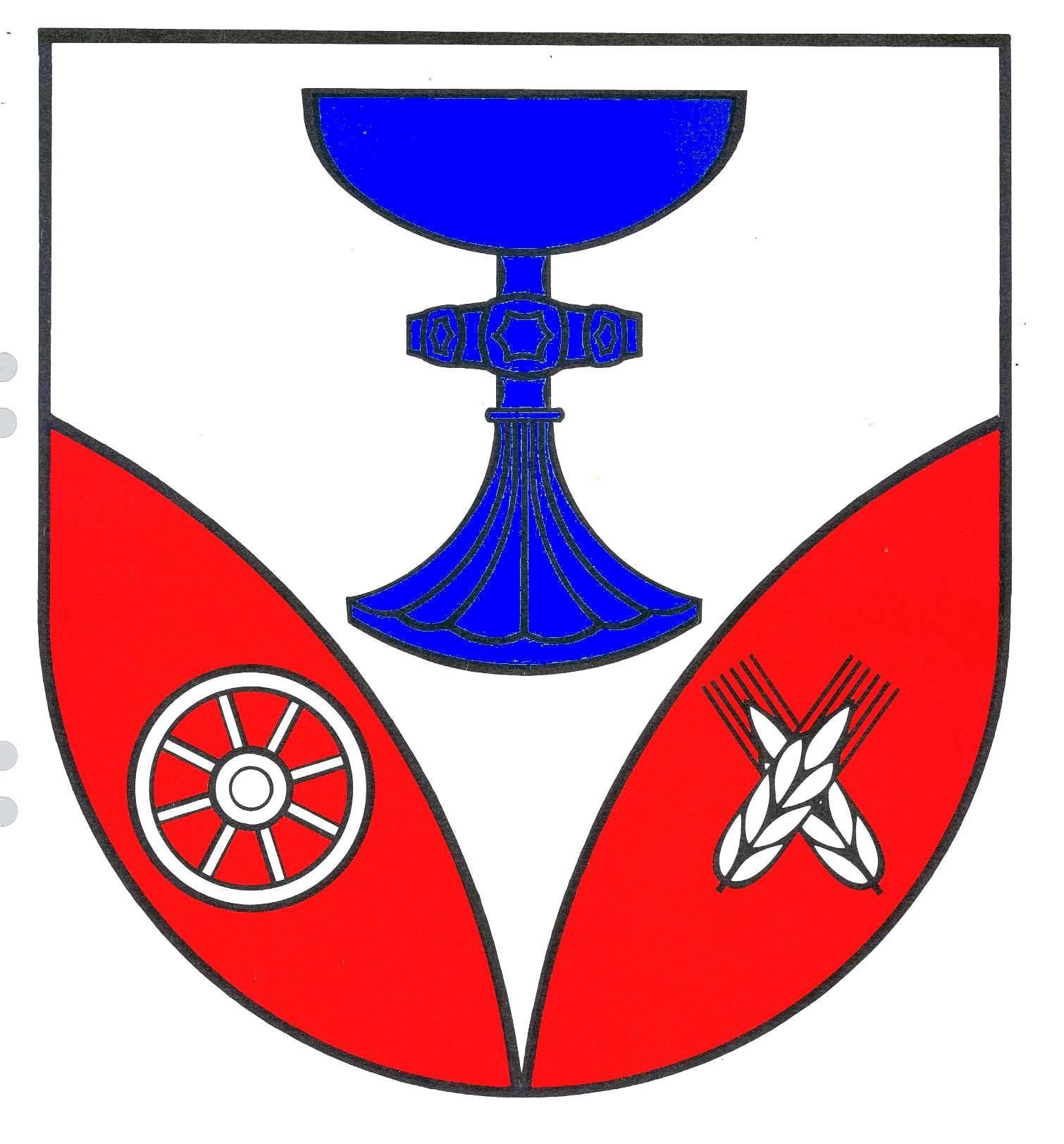 Wappen GemeindeSandesneben, Kreis Herzogtum Lauenburg