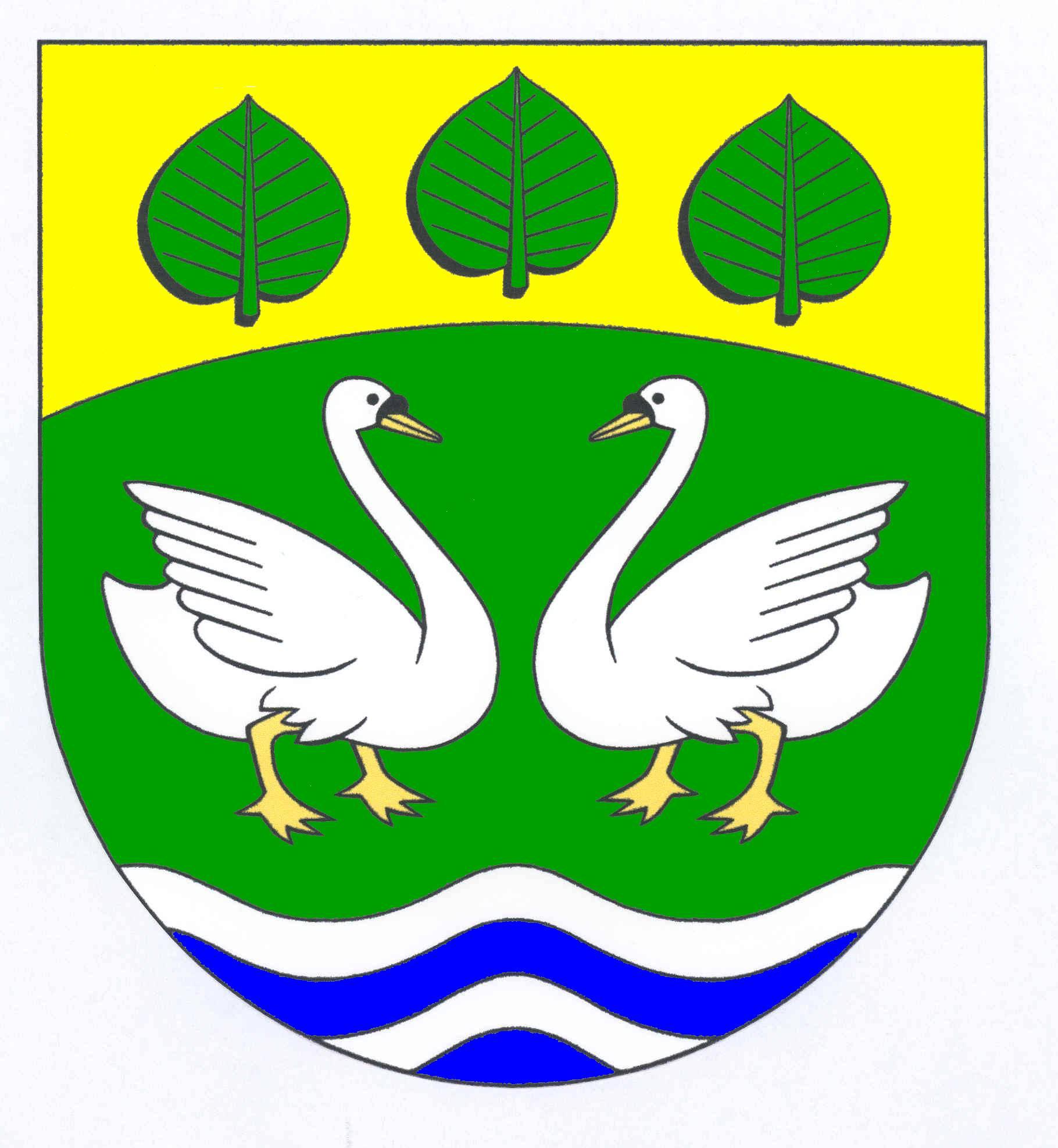 Wappen GemeindeSarzbüttel, Kreis Dithmarschen
