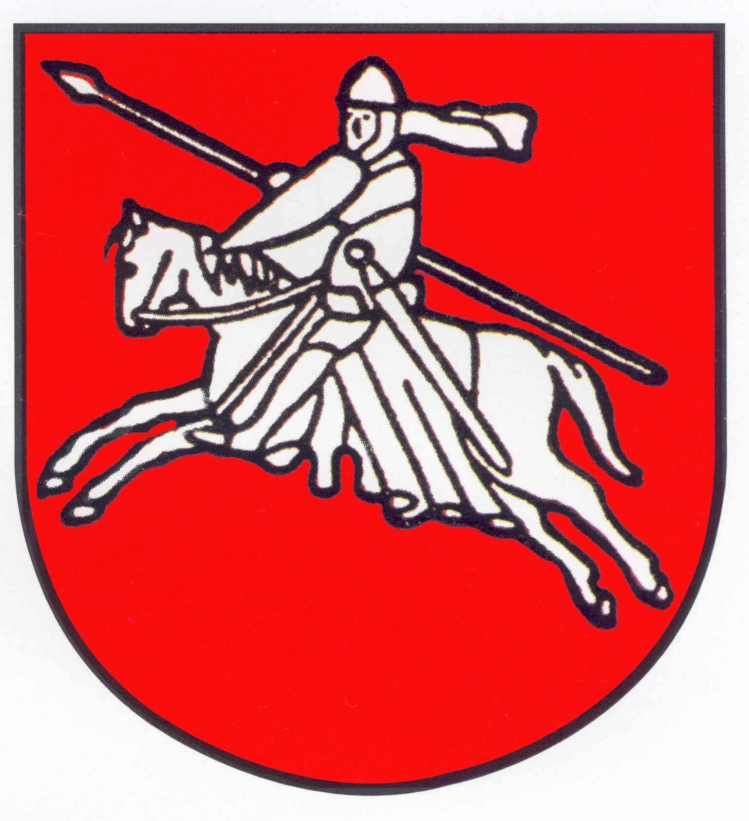 Wappen GemeindeSatrup, Kreis Schleswig-Flensburg