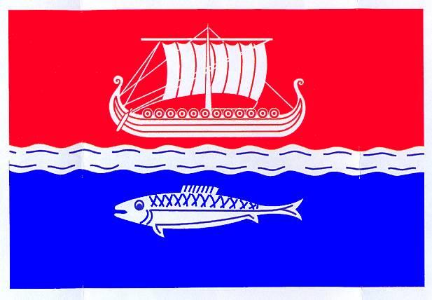 Flagge GemeindeSchaalby, Kreis Schleswig-Flensburg