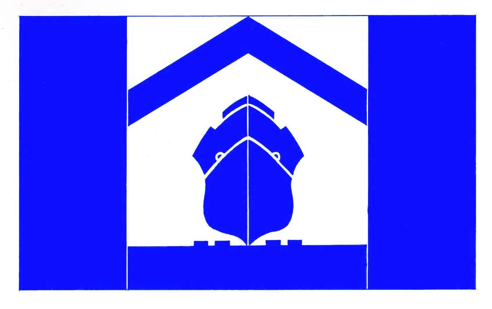 Flagge GemeindeSchacht-Audorf, Kreis Rendsburg-Eckernförde