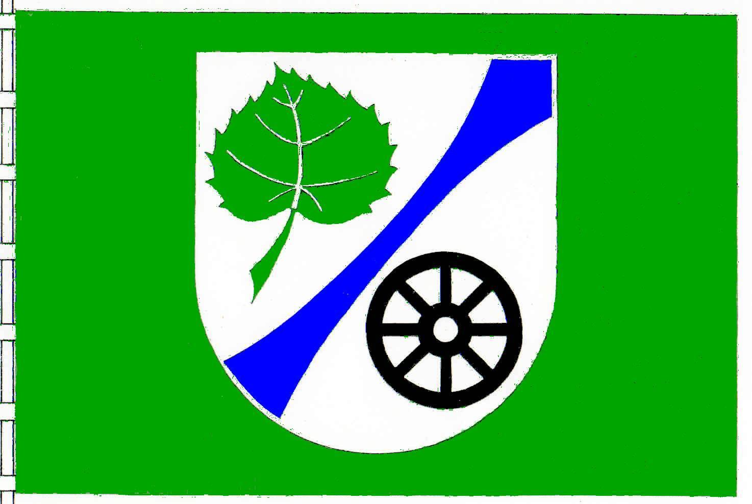 Flagge GemeindeSchackendorf, Kreis Segeberg