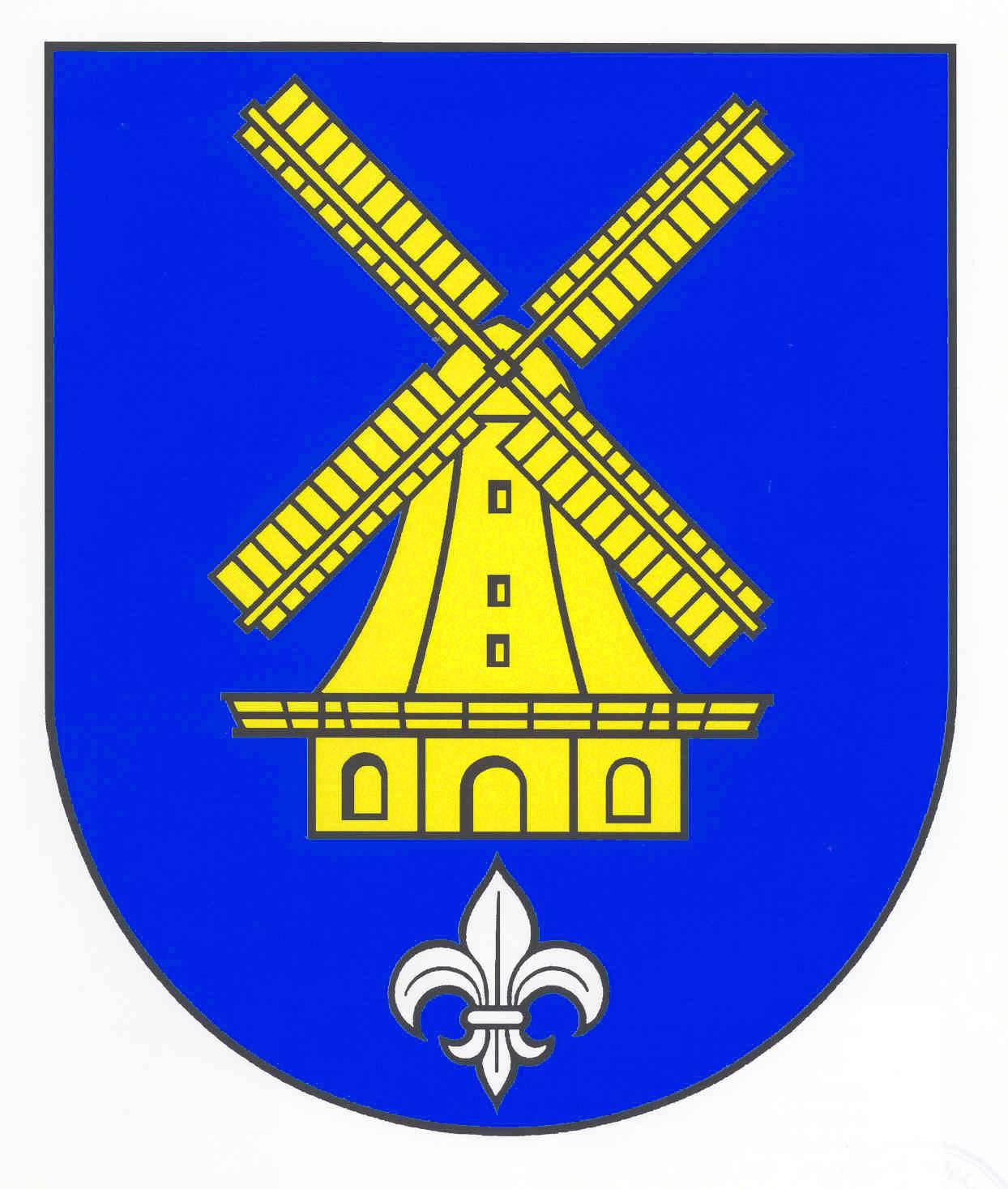 Wappen GemeindeSchashagen, Kreis Ostholstein