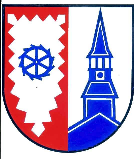 Wappen GemeindeSchenefeld, Kreis Steinburg